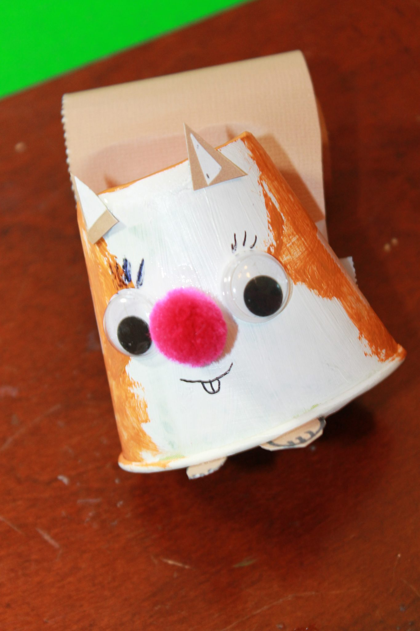 dixie cup squirrel craft u2013 the pinterested parent