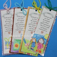 Mother's Day Printable Bookmark