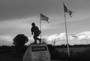 They Were Soldiers: Visiting The Normandy Beaches
