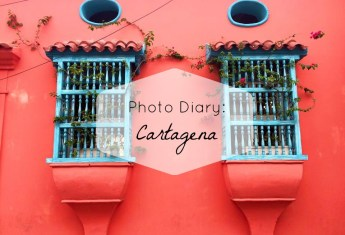 Photo Diary: Cartagena, Colombia