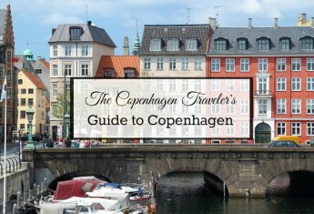 The Copenhagen Traveler's Guide To Copenhagen