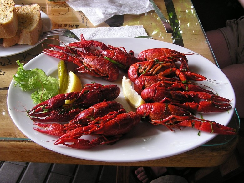 boiled-crayfish-749555_1280