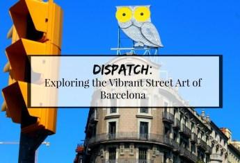 Dispatch: Exploring the Vibrant Street Art of Barcelona