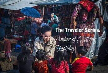 The Traveler Series: Amber of A Long Holiday