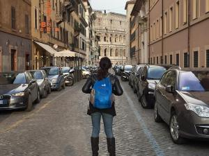 Rome-backpacking