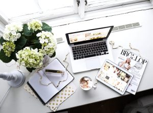 pretty-deskspace