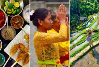 How to 'Eat Pray Love' Your Way Around Bali