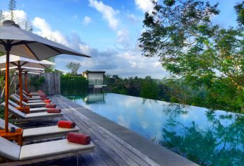 Two Ubud Hotels, Two Different Experiences