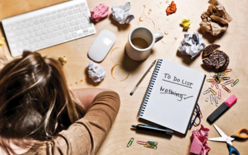 Blogger burnout   © Unsplash