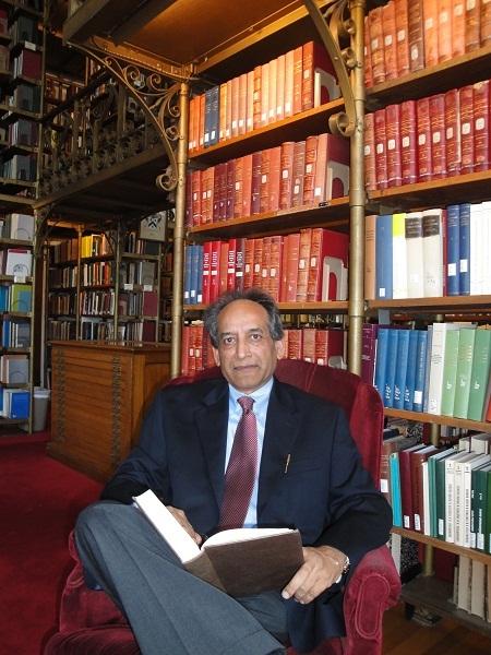 Writer Naseem Yousuf