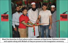 Meat One Lahore Launch