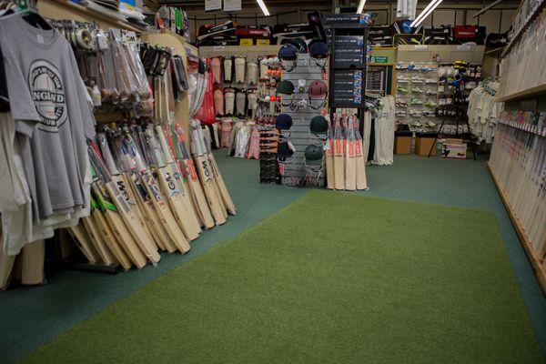 Cricket-Shopping