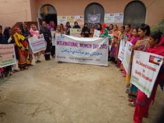 SSO celebrates Women's International Day