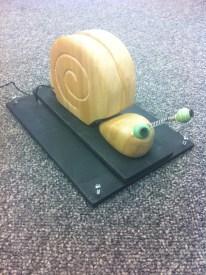 Turbot the Snail (just you wait! Hidden surprises!)