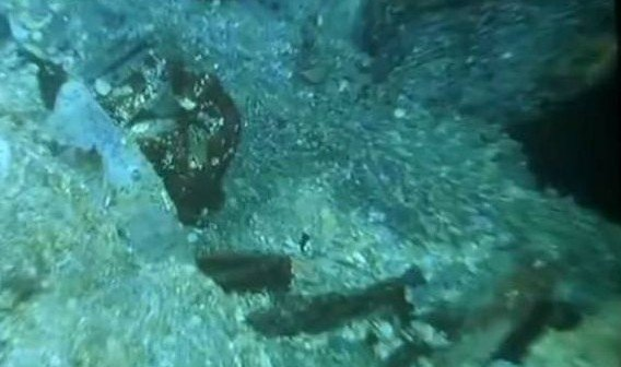 HMS Victory Human Skull Silver Rush Pt 3 Feb 2013