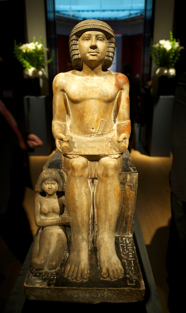 Sekhemka front copyright Mike Pitts