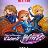 World Of Winx: 2ª Temporada Completa Torrent (2017) Dual Áudio WEB-DL 720p – Download