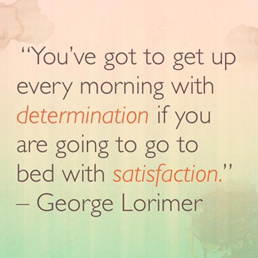 Are You Determined?