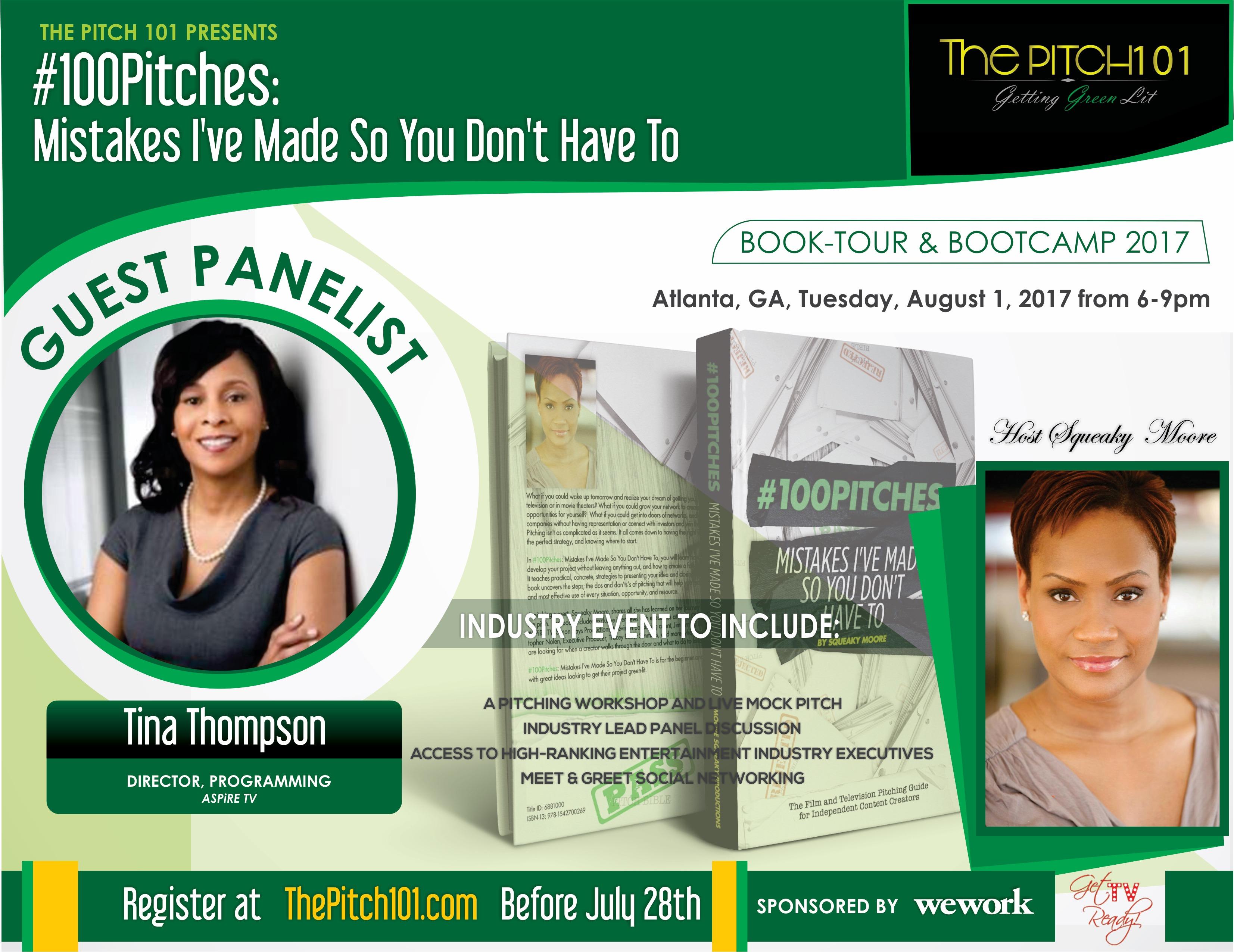 Atlanta: Meet one of our Panelist!