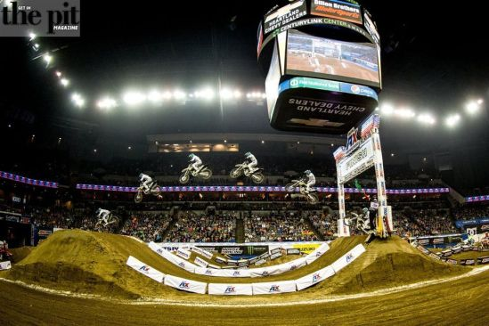 Arenacross @ CenturyLink Center- Omaha, Nebraska