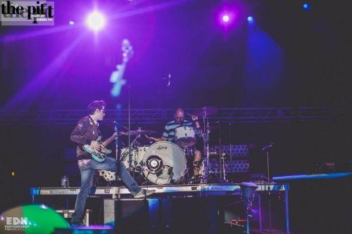 Weezer – Council Bluffs IA – 7.23.16
