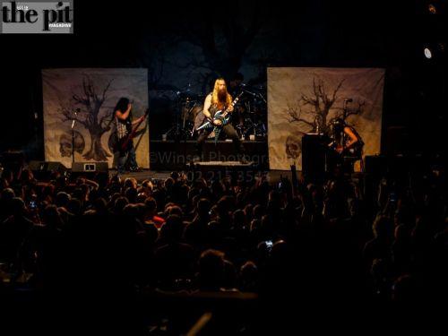 Zakk Wylde – Lincoln NE – 8.11.16