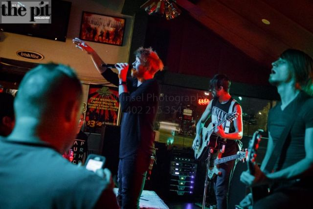 The Pit Magazine, Winsel Photography, Shallow Side, Shamrocks Pub, Omaha, Nebraska