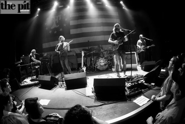 The Pit Magazine, Chris Tierney Photograpy, Chris Robinson Brotherhood, Slowdown, Omaha, Nebraska