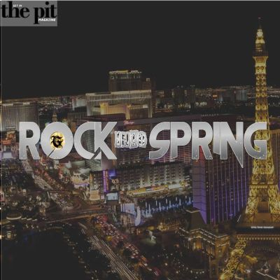GANGSTER PRESENTS ROCK INTO SPRING MUSIC FESTIVAL!