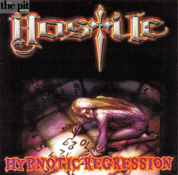The Pit Magazine, Hostile, Hypnotic Regression, Scattered Hamlet