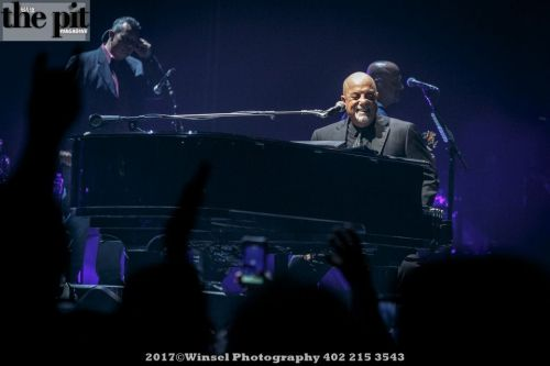 Billy Joel – Lincoln Nebraska – 3.24.17