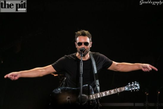 Eric Church – Omaha Nebraska – 4.8.17