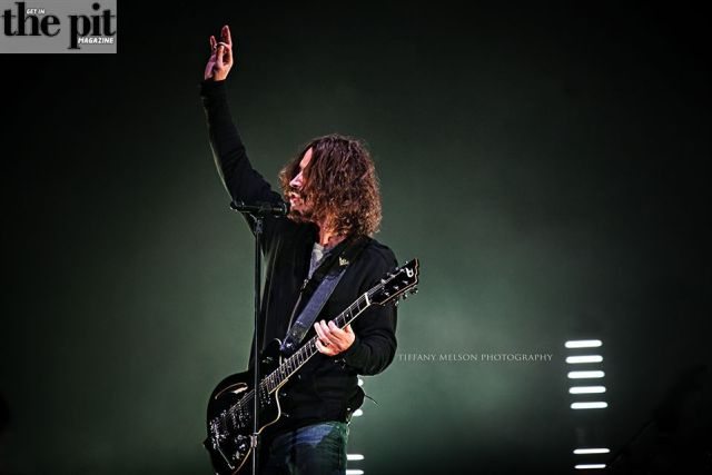 The Pit Magazine, Rolling Stone Magazine, Chris Cornell of Soundgarden, Temple of the Dog, Tiffany Melson Photography