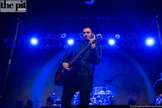 The Pit Magazine, Chris Tierney Photography, Breaking Benjamin, Dark Before Dawn, Sokol Auditorium, Omaha, Nebraska