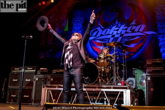Dokken – Council Bluffs IA – 3.31.18