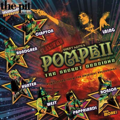 The Pit Magazine, Pompeii, The Secret Sessions