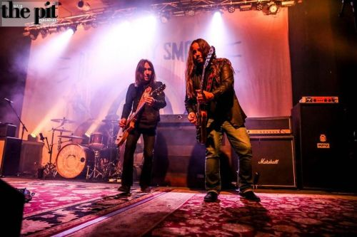 Blackberry Smoke – Lincoln NE – 4.25.18