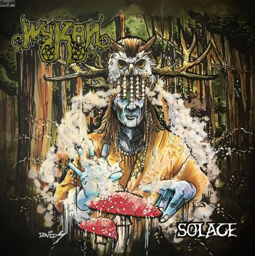 Wykan – Solace – Record Review
