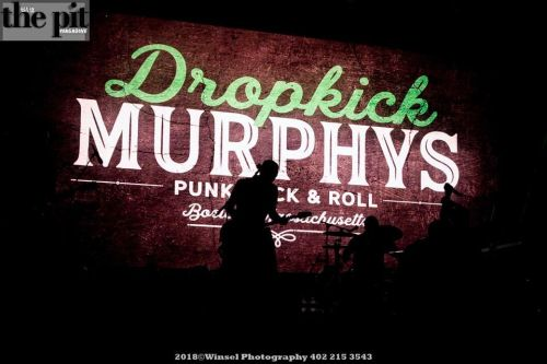 Dropkick Murphys – Council Bluffs IA – 6.6.18