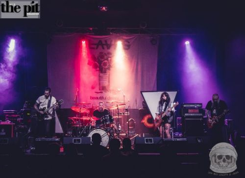 Royal Thunder – Lincoln NE – 8.9.18