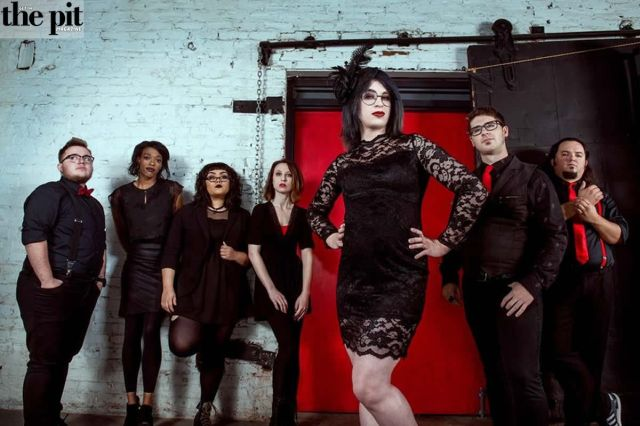 The Pit Magazine, Sara and The Safe Word, Red Hot and Holy, Record Review
