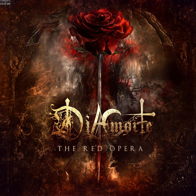 The Pit Magazine, DiAmorte, Red Opera, Record Review