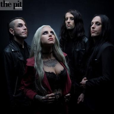 "STITCHED UP HEART PREMIERE NEW SONG AND TITLE TRACK ""DARKNESS"""