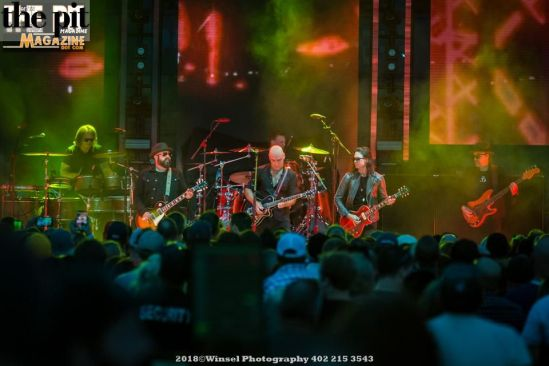 Live – Council Bluffs Iowa – 7.27.19