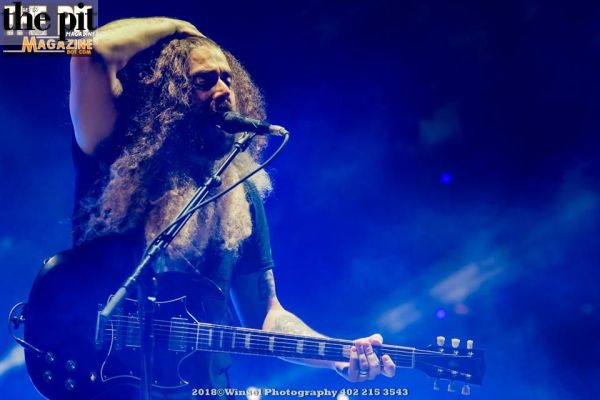 Coheed and Cambria – Council Bluffs Iowa – 6.13.19
