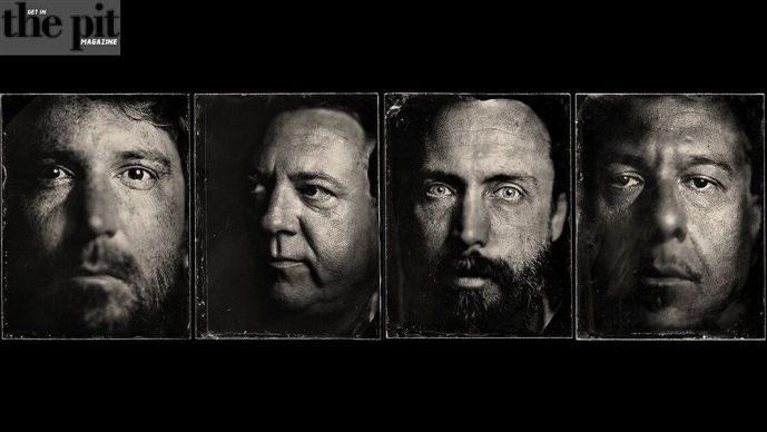 "CLUTCH RELEASE NEW SINGLE ""PRECIOUS AND GRACE"""