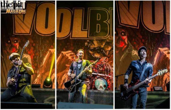 Volbeat – Lincoln Nebraska – 8.8.19