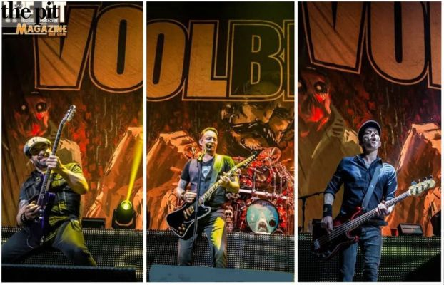 Volbeat – Lincoln Nebraska – 8.8.19