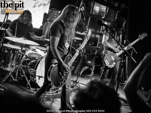 Acid King – Omaha Nebraska – 9.24.19
