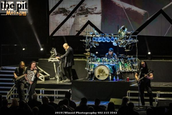 Dream Theater – Omaha Nebraska – 11.4.19